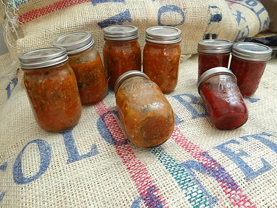 Organic Tomato Sauce – Deliciousness made in a jar