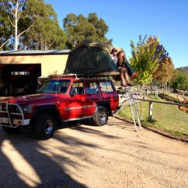 The Red Dragon – Adelaide to Noosa